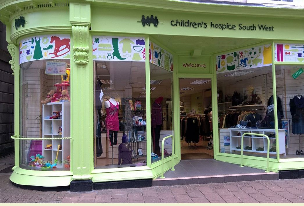 Your local shop | Childrens Hospice South West