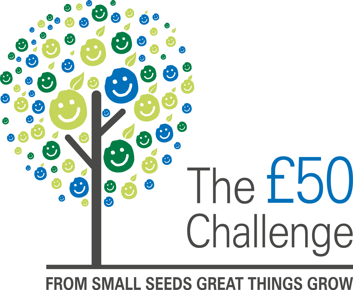 Take on the £50 Challenge and put your business skills to the test!