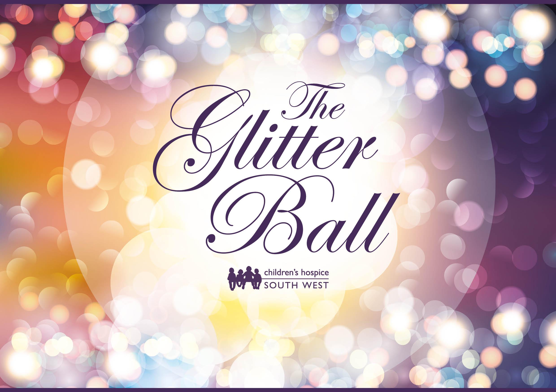 Logo Glitter ball