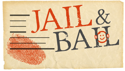 Jail and Bail Logo