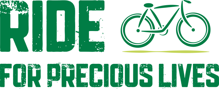 Logo Ride for Precious Lives