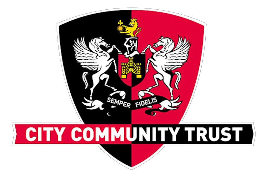 ECFC Community Trust Logo