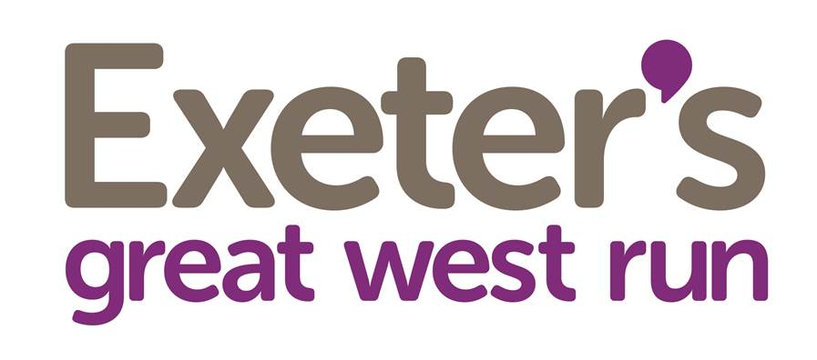 Logo Exeter's Great West Run