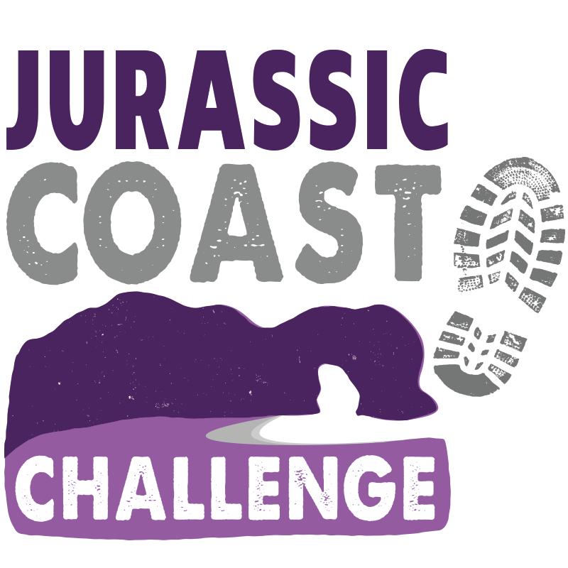 Logo Jurassic Coast Challenge