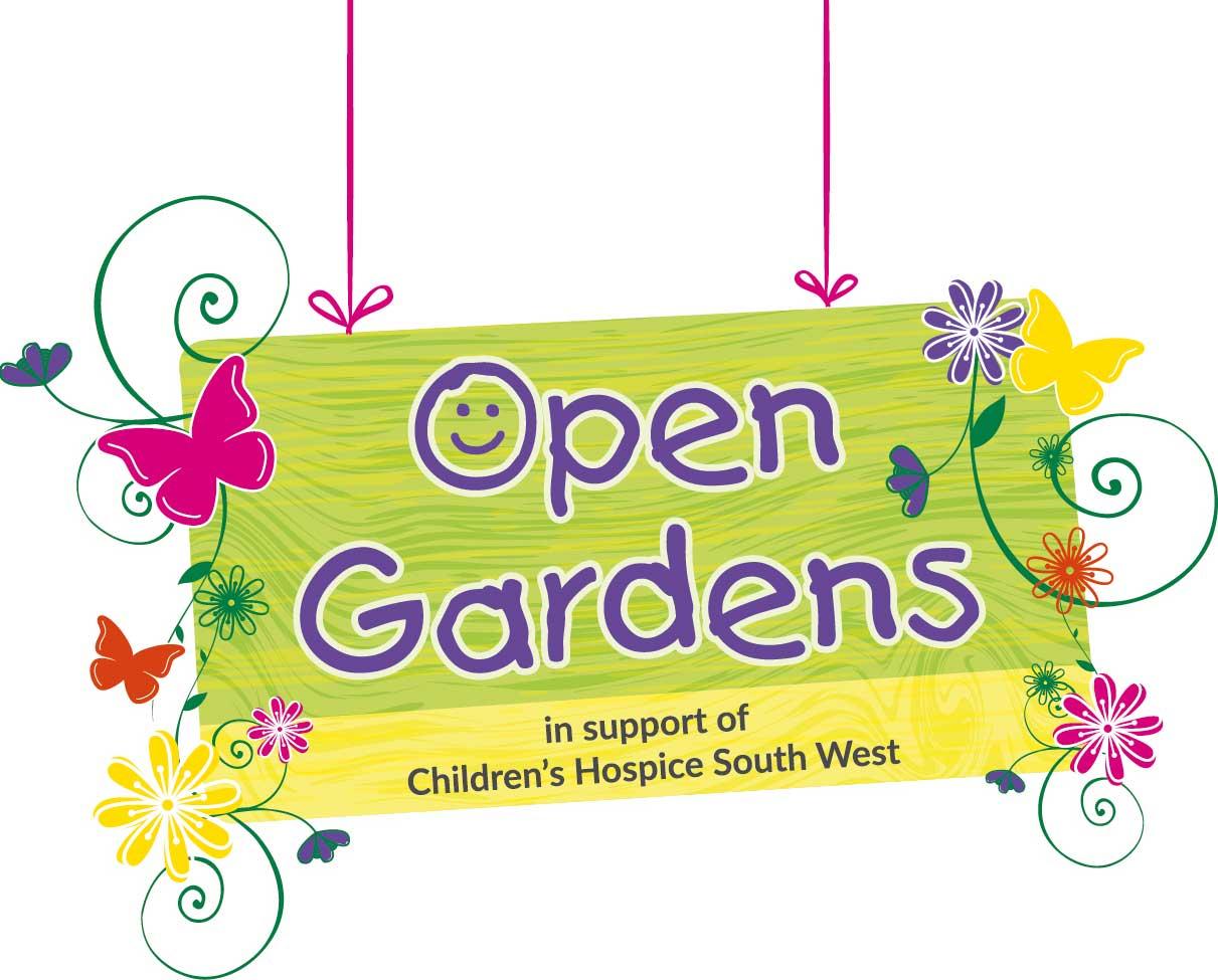 Logo CHSW Open Gardens
