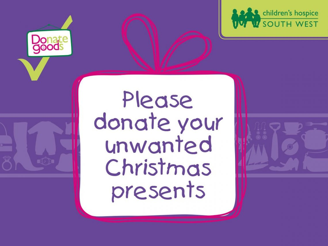 Do You Have Any Unwanted Christmas Gifts?