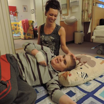 Sponsor a Nurse - Lorraine at Little Bridge House