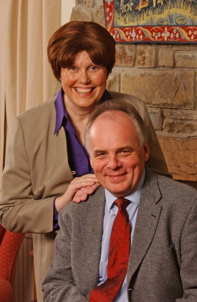 Eddie and Jill Farwell Co-Founders of CHSW