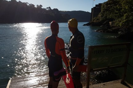 River Dart Swim Run
