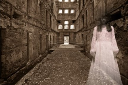 Ghost at Bodmin Jail
