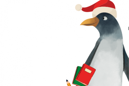 Animated penguin