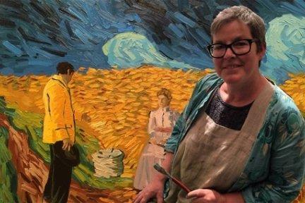 Sarah Wimperis Van Gogh