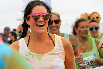 CHSW Rainbow Run Newquay