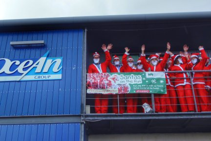 Ocean Housing Group Sponsoring Santas on the Run