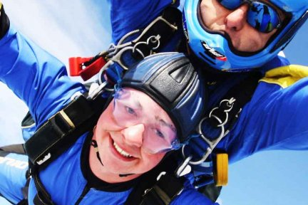 Skydive for Children's Hospice South West