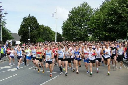 Run the Bideford 10k for Children's Hospice South West
