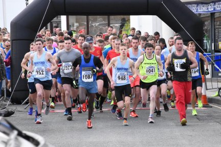Run the Bideford Half Marathon for CHSW