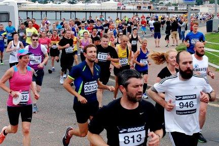 Torbay-Half-Marathon-Pier-Run