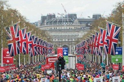 Virgin London Marathon