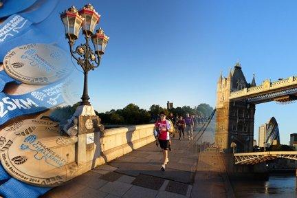 Thames Bridges Trek - take on 16 bridges and 25 km
