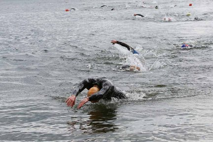 Take on the Exmoor Open Water Swim for Children's Hospice South West