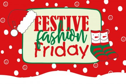 Festive Fashion Friday