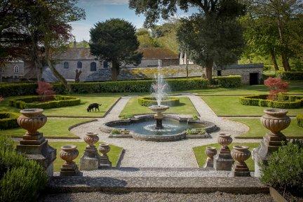 Prideaux Place Open Garden
