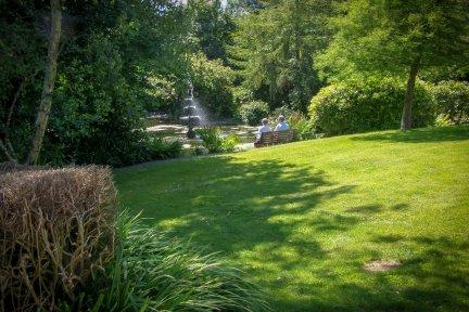 Open Garden Tresillian House