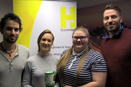 Clever HR supports CHSW