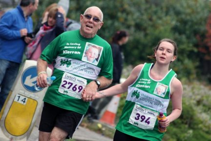Family loss inspires father to run Bath Half Marathon for charity one last time