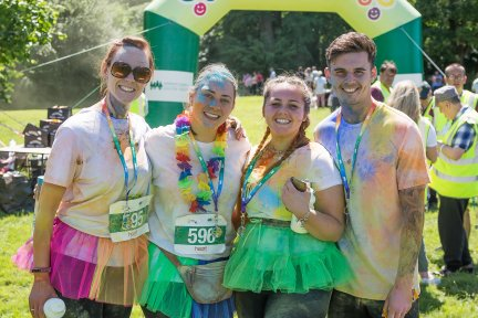 CHSW's Rainbow Run Bristol