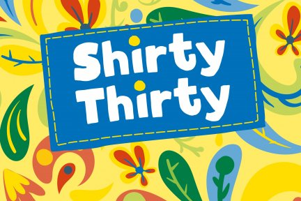CHSW Shirty Thirty Event Logo