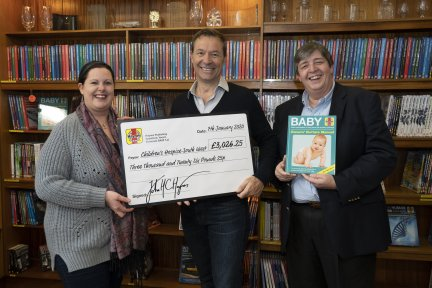 Haynes-Publishing-present-cheque