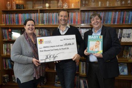 Haynes-Publishing-present-cheque