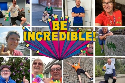 Incredible fundraising for Children's Hospice South West