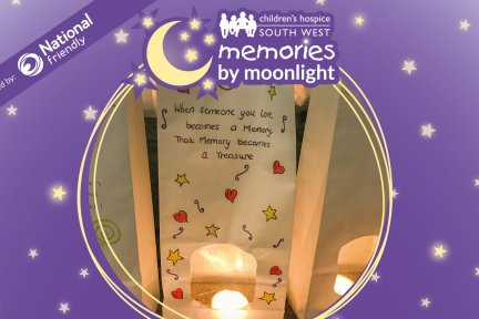 Memories by Moonlight is a chance to remember your loved ones