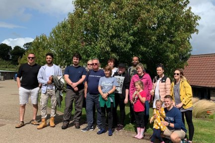 a-group-taking-part-in-the-summer-ramble