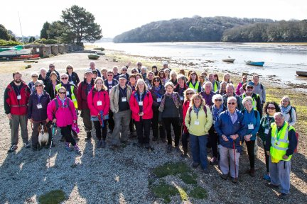 Harbour to Harbour Walk 2016