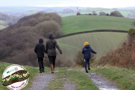 Take on an Incredible Hike for Children's Hospice South West this May