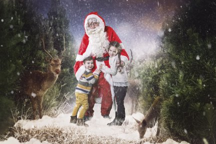 Magical-photos-with-Santa