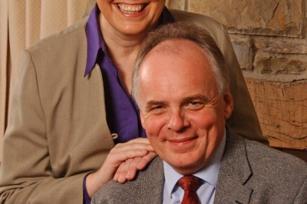 Eddie Farwell and his late wife Jill founded Children's Hospice South West in 1991