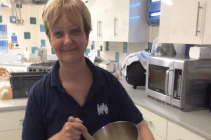 Kerry baking