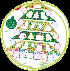 Corporate Christmas Tree Poster