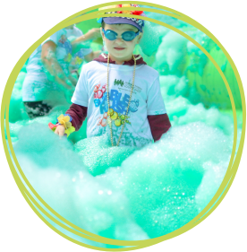 Bubble Rush bubbles