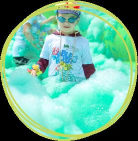 Bubble Rush bubbles