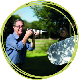 CHSW Volunteer photographer