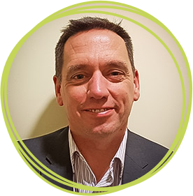 Jonathan Webber Director of Finance