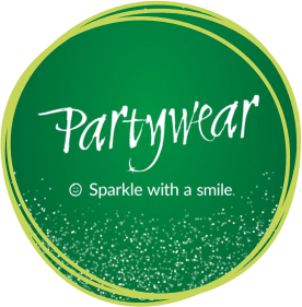 CHSW charity shop partywear