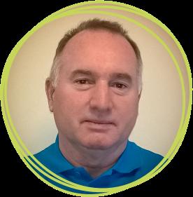 Mark Williams, CHSW Lottery Canvasser