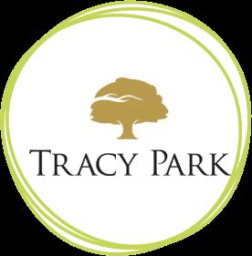 Tracy park logo